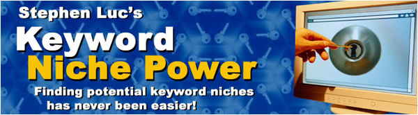 Product picture Keyword Niche Power Tool