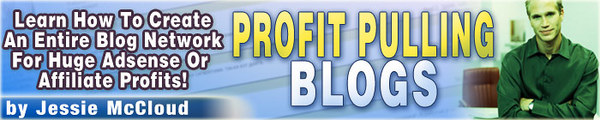 Product picture Profit Pulling Blogs