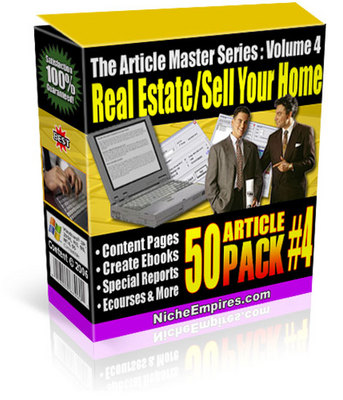 Product picture How To Sell Your Home & Real Estate